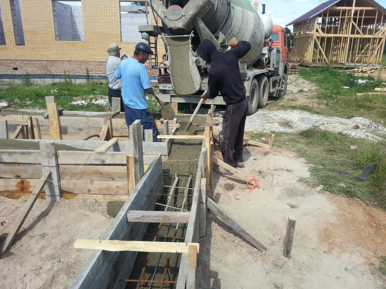 Заказ бетона в ярославле бетон формула
